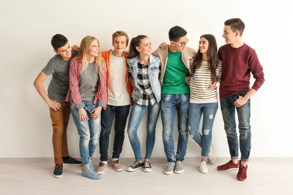 Jugendliche weiterführende Schule